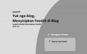 Memasang FeedJit di WordPress